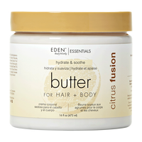 Citrus Fusion Hair & Body Butter