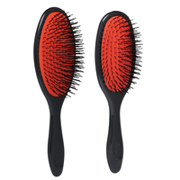 Nylon Bristle Grooming Brush