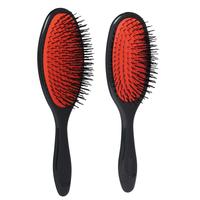 Grooming Brush with Nylon Bristles