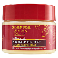 Argan Oil Pudding Perfection