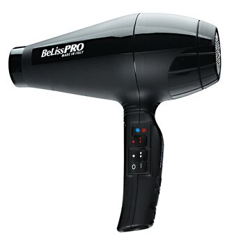 Titanium AC Motor Hair Dryer