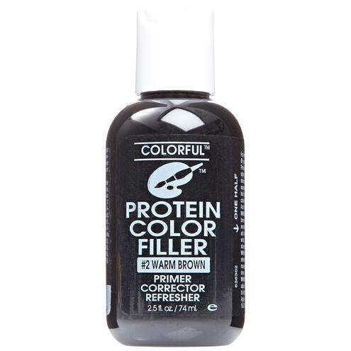 #2 Warm Brown Protein Filler