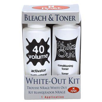 Bleach & Toner Kit