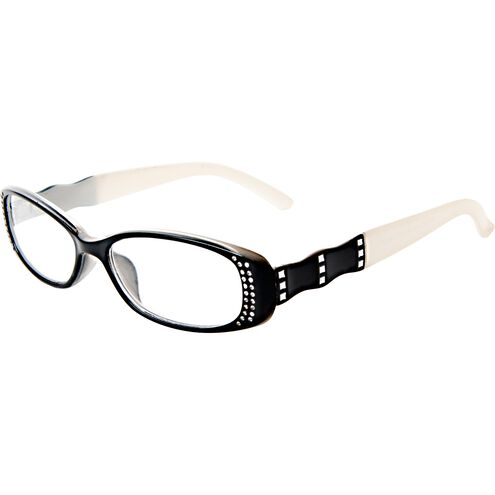 Fashion Reading Glasses with Matching Gold Case 1.25