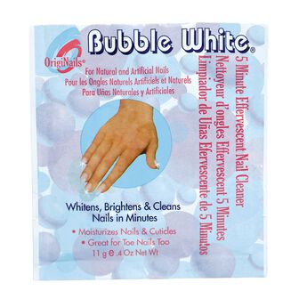 Effervescent Nail Cleaner & Whitener Packette