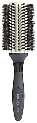Extral Large Thermo Ceramic Bristle Radial Brush