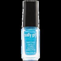 Blue Pearl Neon Nail Enamel