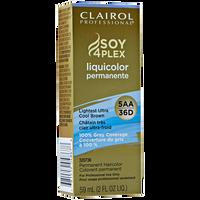 5AA/36D Lightest Ultra Cool Brown LiquiColor Permanent Hair Color