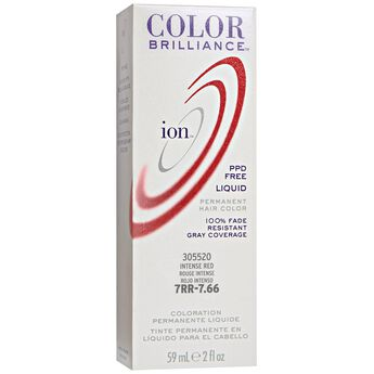 7RR Intense Red Permanent Liquid Hair Color