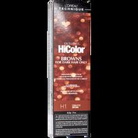 HiColor Coolest Brown Permanent Creme Hair Color