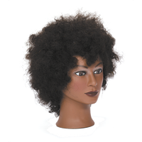 Miss Michelle Afro Manikin Head
