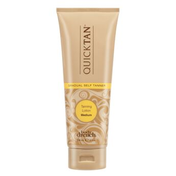 Quick Tan Gradual Self Tanning Lotion