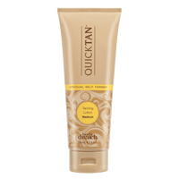 Quick Tan Gradual Self Tanning Lotion