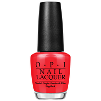 Color So Hot It Berns Nail Lacquer