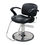 619.1.G Cella All-Purpose Chair with Chrome Base