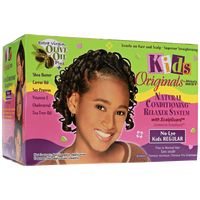 Kids Orignals Olive Oil Conditioning Relaxer System