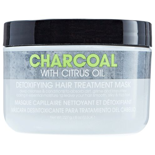 Charcoal Detoxifying Masque with Citrus Oil