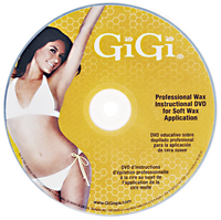 Soft Wax Application Professional Instructional DVD