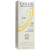 7N Medium Blonde Permanent Liquid Hair Color