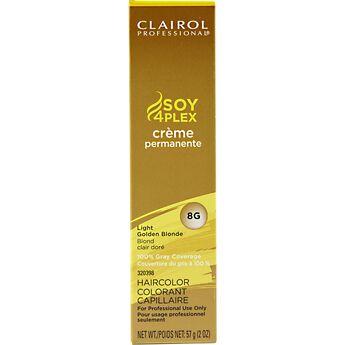 8G Light Golden Blonde Premium Creme Hair Color