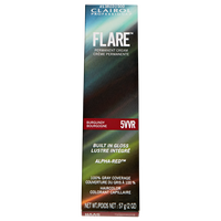 FLARE Burgundy Permanent Cream Hair Color