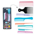 8 Piece Styling Comb Kit