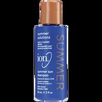 Travel Size Summer  Shampoo