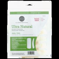 Ultra Natural Nail Tips