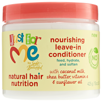 Natural Hair Nutrition Leave In Conditioner