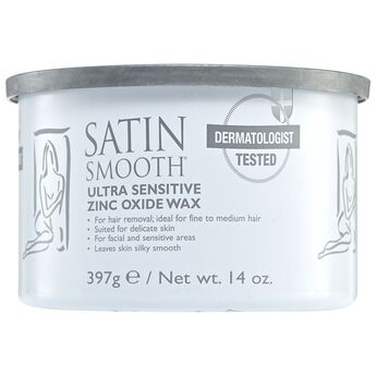 Ultra Sensitive Zinc Oxide Wax