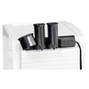 nullElectric Universal Black Appliance Holder AH100E