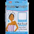 The Orginal White Turbie Twist