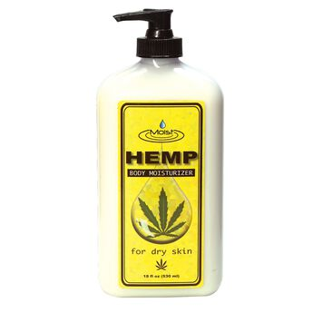 Moist Hemp Body Moisturizer 18 oz.