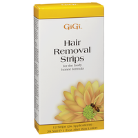 Hair Removal Strips for the Body