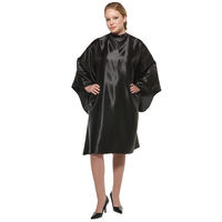 Black Allure Chemical Cape