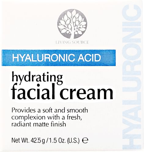 Hyaluronic Acid Hydrating Facial Cream