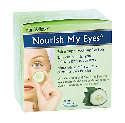 Cucumber Eye Pads