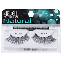 Natural Lacies Lashes