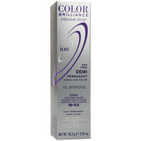 Intensive Shine 00 Clear Demi Permanent Creme Hair Color