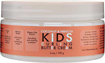 Kids Curling Butter Cream