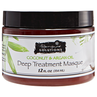 Coconut & Argan Oil Deep Treatment Masque