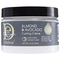 Almond & Avocado Curling Creme