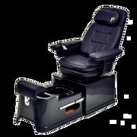 PS92 Pedicure Spa with Footsie Bath Black