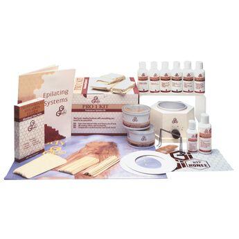 Pro 1 Professional Estheticians Waxing Kit