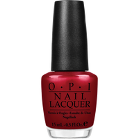 Nail Lacquer Danke-Shiny Red