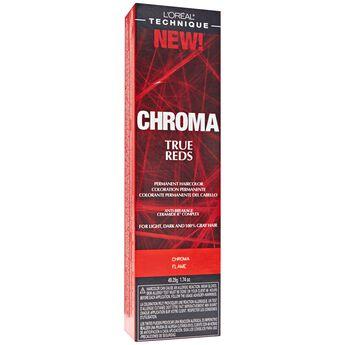 CHROMA True Reds 5RR Chroma Flame Permanent Hair Color