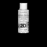 Clairoxide Pure White 20 Volume Creme Developer