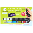 Soak Off Gel Polish Complete Starter Kit