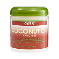 Coconut Oil Hairdress