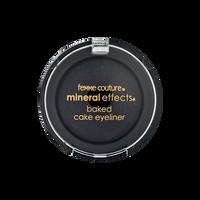 Mineral Effects Baked Cake Eyeliner Black